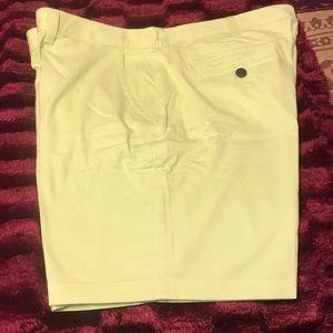 Foundary Green Shorts (New)
